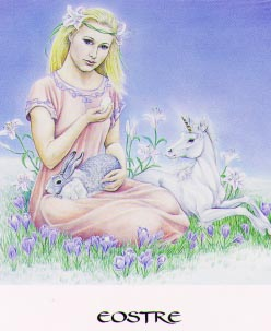 Ostara Lore